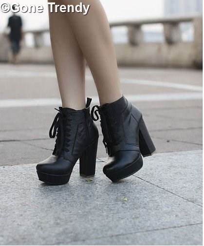 Free-shipping-hot-sale-short-boots-fashion-boots-waterproof-party-boots-thick-heel-bootsfootwear every woman must have